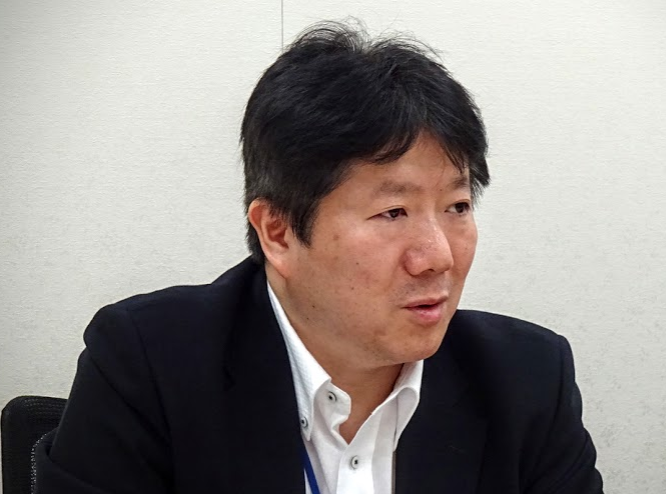 """""""インフォコム 原田さん"""""""