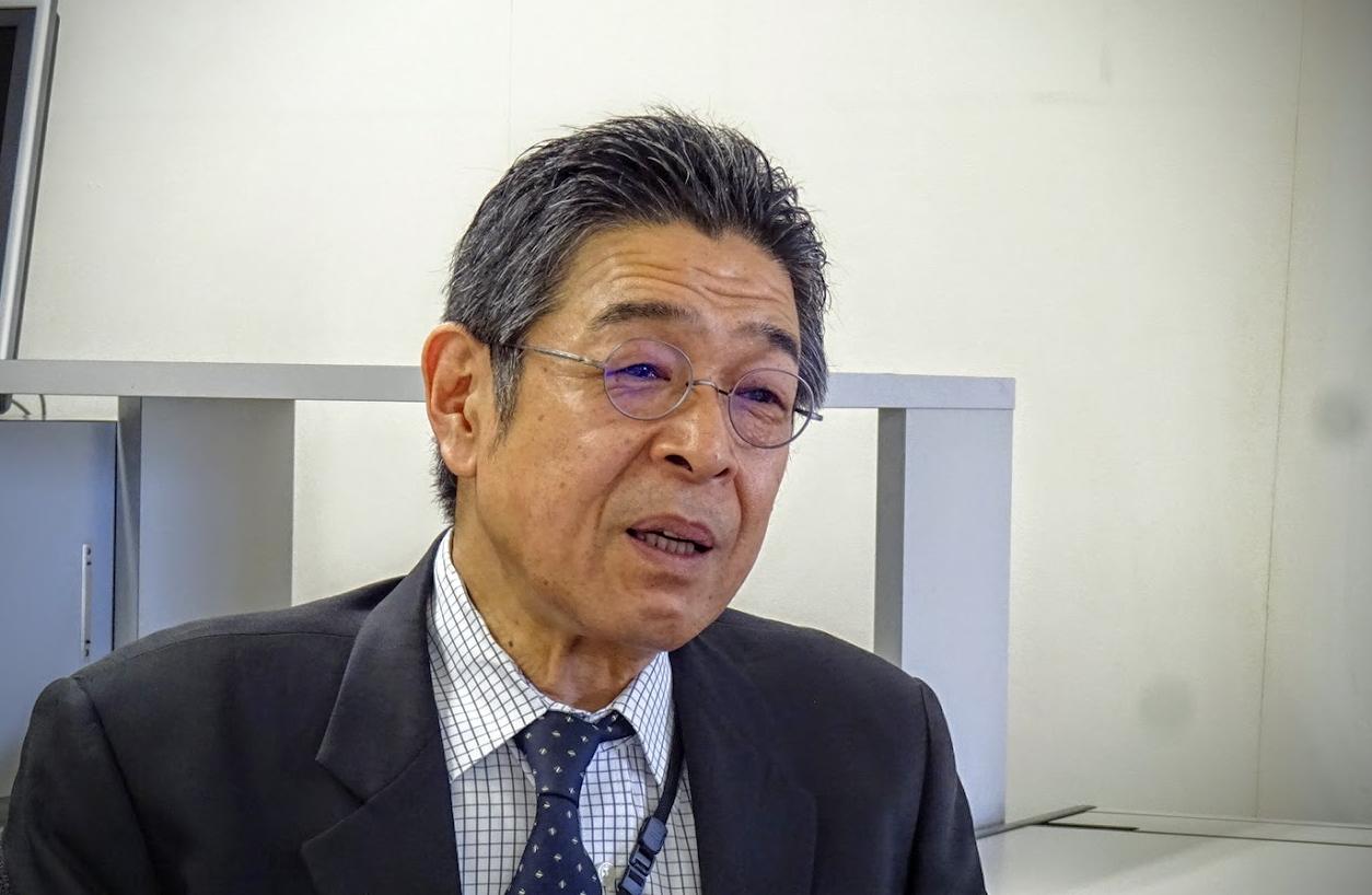 """""""シャープ、ライフケアチーム松本さん"""""""